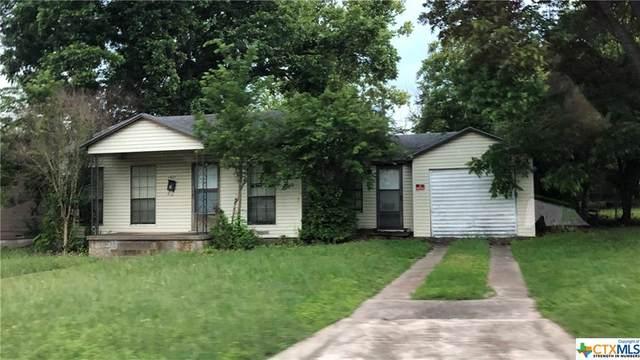 1517 E Avenue B, Temple, TX 76501 (MLS #442218) :: The Zaplac Group