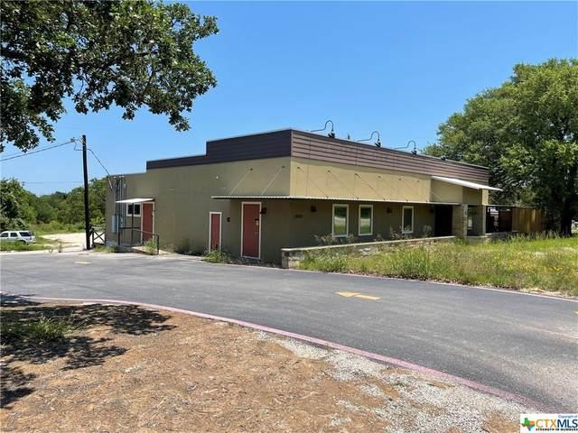 1902 S Key Avenue, Lampasas, TX 76550 (MLS #442227) :: Neal & Neal Team