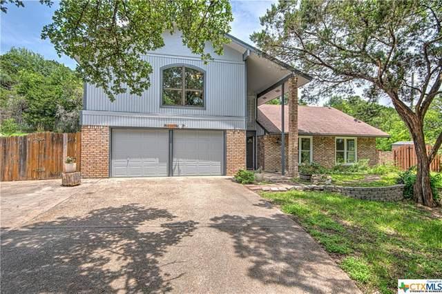 1107 Nola Ruth Boulevard, Harker Heights, TX 76548 (MLS #442237) :: Kopecky Group at RE/MAX Land & Homes