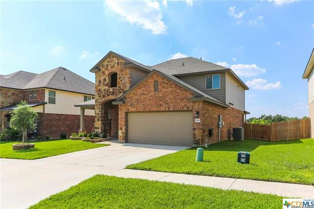 3601 Aubree Katherine Drive, Killeen, TX 76542 (MLS #442257) :: Rutherford Realty Group