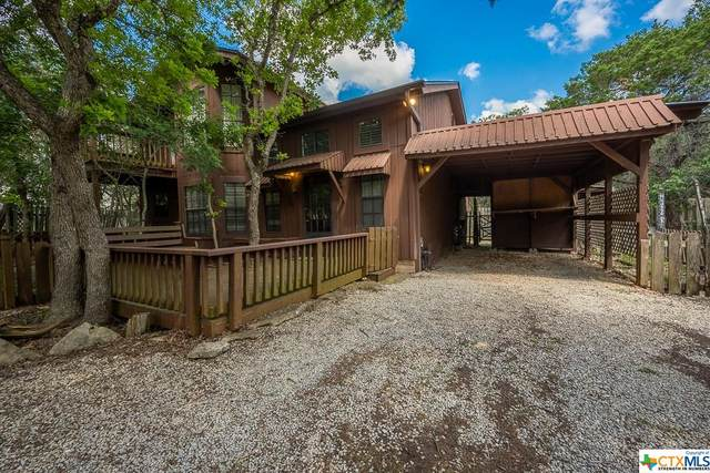 7 Cricket Holw Circle, Wimberley, TX 78676 (MLS #442291) :: Rutherford Realty Group