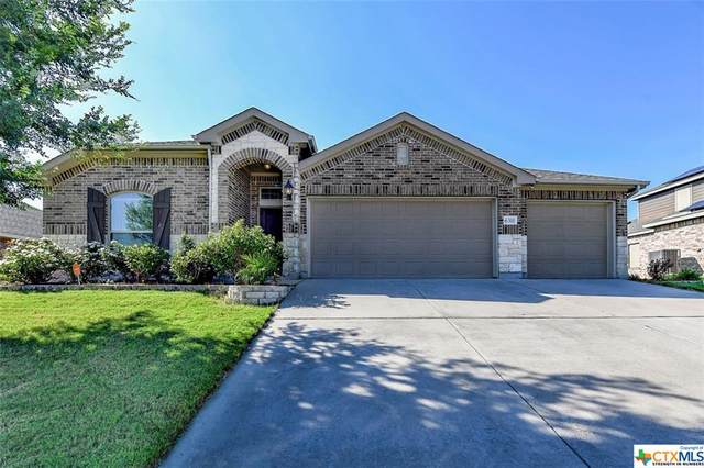 6311 Serpentine Drive, Killeen, TX 76542 (MLS #442298) :: Texas Real Estate Advisors