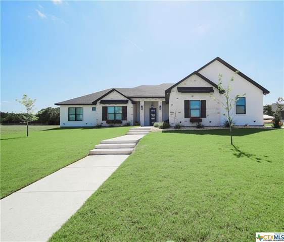 806 Norfolk Drive, Temple, TX 76502 (MLS #442300) :: Vista Real Estate