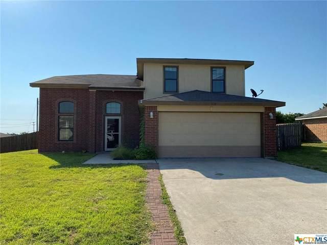 514 Redbud Drive, Copperas Cove, TX 76522 (MLS #442313) :: Rebecca Williams