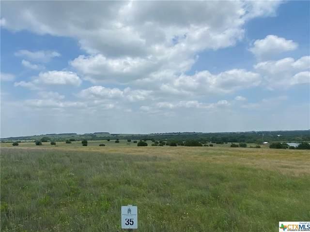 LOT 35 Pecan Creek Ranch, Lampasas, TX 76650 (MLS #442317) :: Neal & Neal Team