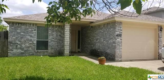 407 Allen Street, Copperas Cove, TX 76522 (MLS #442318) :: Rebecca Williams