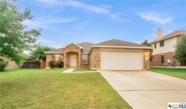 822 Kachina Loop, Harker Heights, TX 76548 (MLS #442321) :: Texas Real Estate Advisors