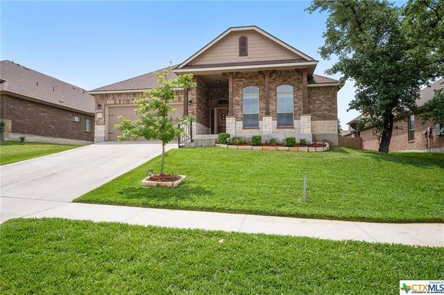 810 Tuscan Road, Harker Heights, TX 76548 (MLS #442334) :: RE/MAX Family
