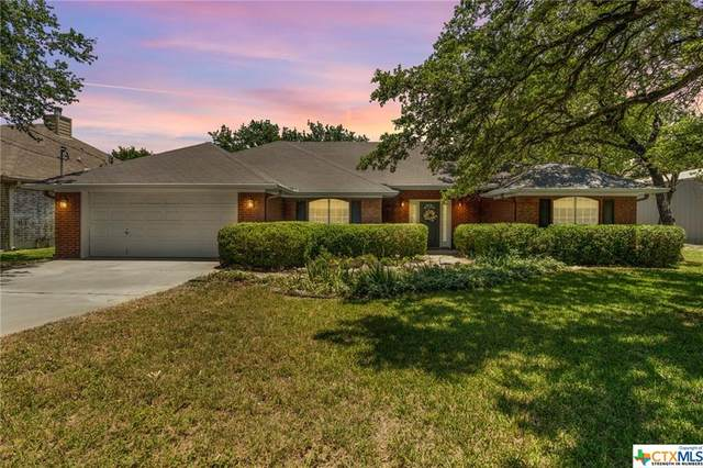301 Arrowhead Point Road, Belton, TX 76513 (#442345) :: First Texas Brokerage Company
