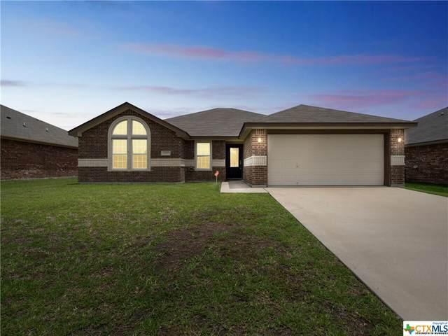 2109 Golden Eagle Drive, Killeen, TX 76549 (MLS #442348) :: Texas Real Estate Advisors