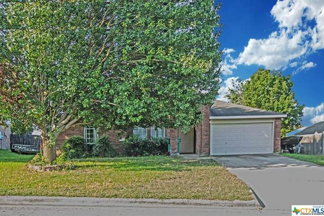 106 Snake Dance Drive, Harker Heights, TX 76548 (MLS #442368) :: Rutherford Realty Group