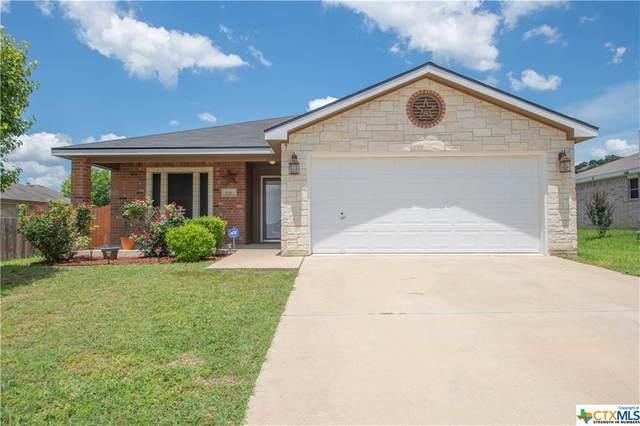 1106 Dixon Circle, Copperas Cove, TX 76522 (MLS #442376) :: Rebecca Williams