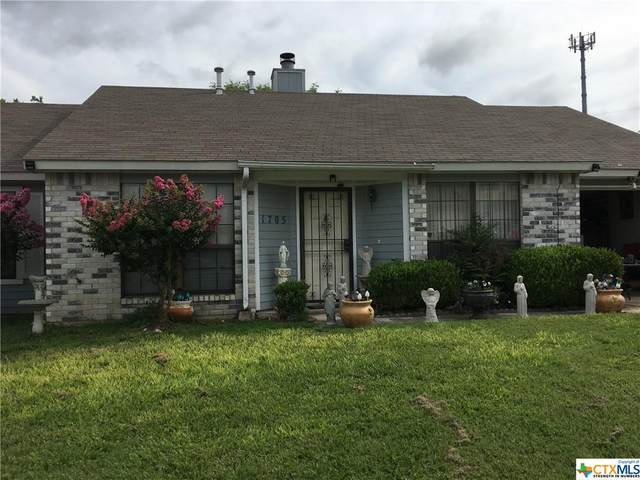 1705 Bobby Lee Dr Drive, Killeen, TX 76549 (MLS #442377) :: Rebecca Williams