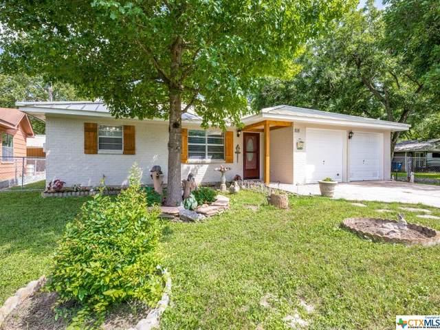 818 E Torrey Street, New Braunfels, TX 78130 (MLS #442380) :: The Myles Group