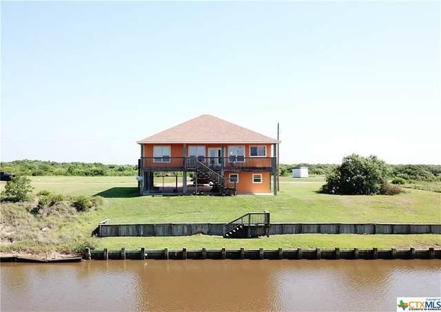 262 Sunidolphin Drive, Port Lavaca, TX 77979 (MLS #442436) :: RE/MAX Land & Homes