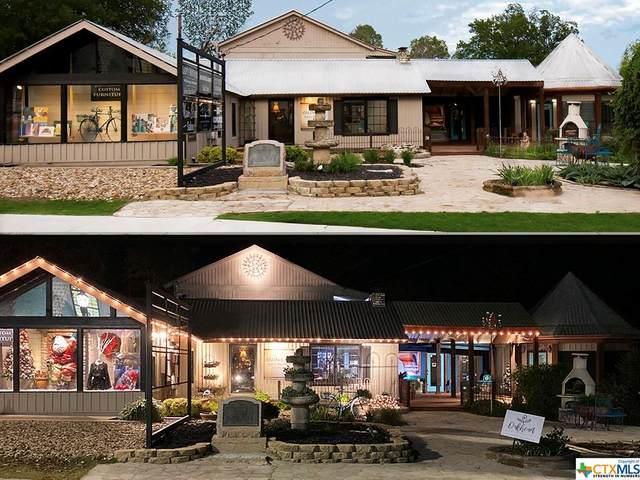 209 S Main Street, Salado, TX 76571 (#442477) :: First Texas Brokerage Company