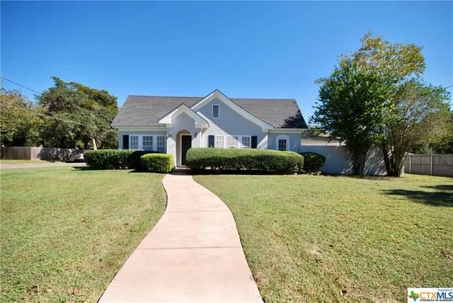 420 N La Grange Street, Hallettsville, TX 77964 (MLS #442484) :: Rebecca Williams