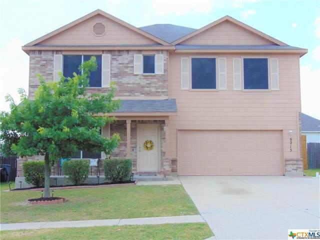 6213 Bridgewood Drive, Killeen, TX 76549 (MLS #442491) :: Rutherford Realty Group