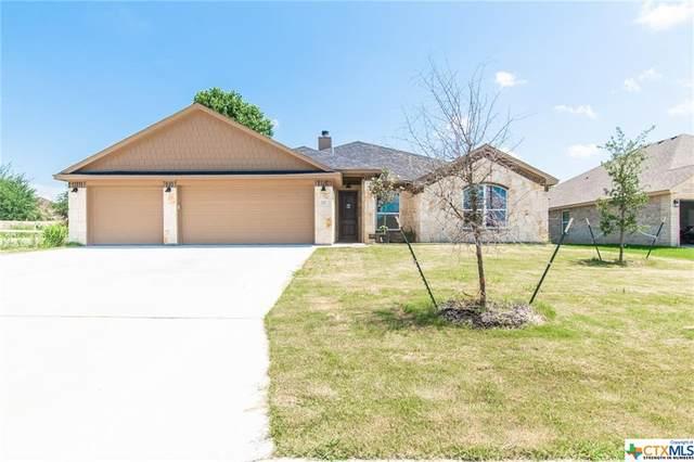 217 Slippery Elm Drive, Nolanville, TX 76559 (MLS #442493) :: Rebecca Williams