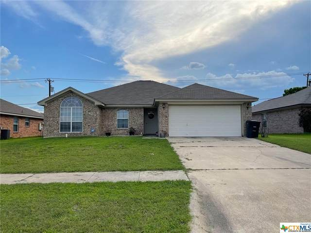 5409 White Rock Drive, Killeen, TX 76542 (MLS #442518) :: Rutherford Realty Group