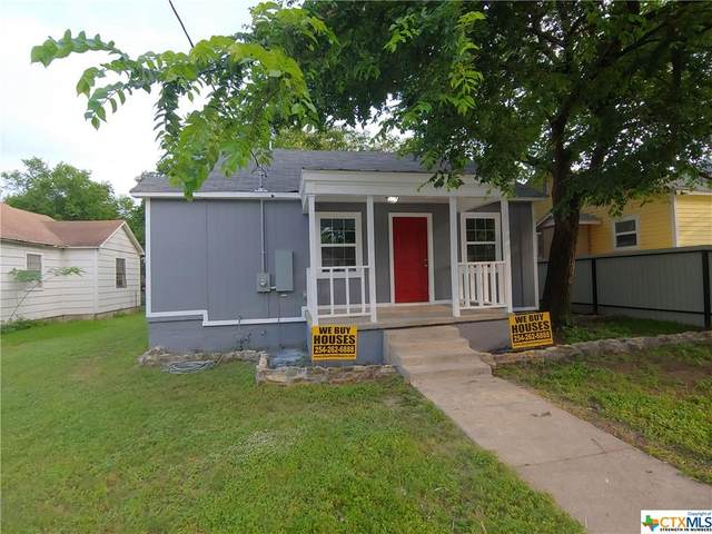 2110 Saunders Street, Gatesville, TX 76528 (MLS #442526) :: Rebecca Williams