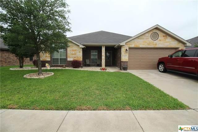 6702 Deorsam Loop, Killeen, TX 76542 (MLS #442554) :: Rebecca Williams