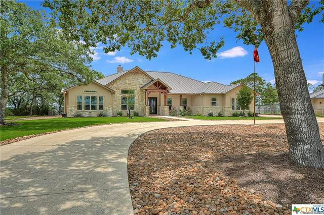 1225 Libby Lookout, Canyon Lake, TX 78133 (MLS #442595) :: Neal & Neal Team