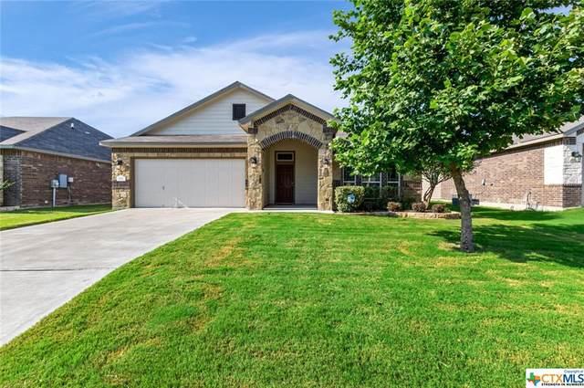 426 Cross Drive, Temple, TX 76502 (MLS #442606) :: Rebecca Williams