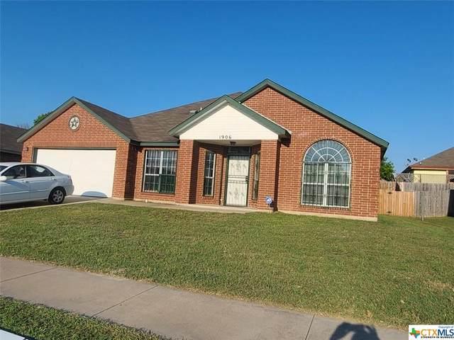 1906 Prestige Loop, Killeen, TX 76549 (MLS #442609) :: Vista Real Estate