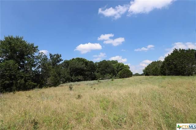 TBD County Road 3500, Lampasas, TX 76550 (MLS #442613) :: Neal & Neal Team