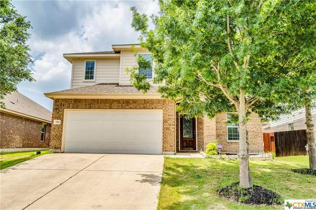 733 Harwood Drive, San Marcos, TX 78666 (MLS #442629) :: Vista Real Estate