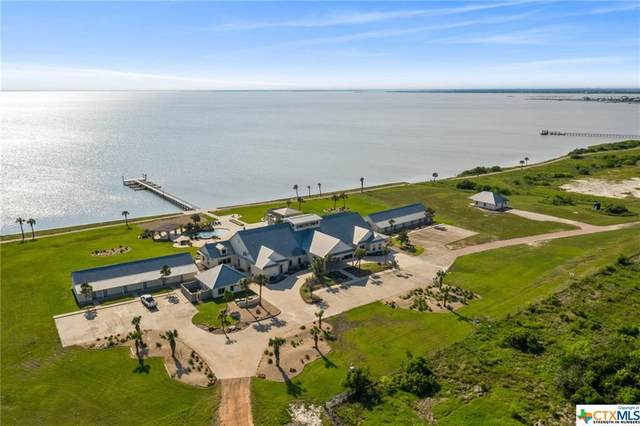 165 Falcon Point Ranch Road Road, Seadrift, TX 77983 (MLS #442662) :: The Zaplac Group