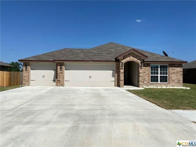 3907 Prewitt Ranch Road, Killeen, TX 76549 (MLS #442667) :: Rebecca Williams