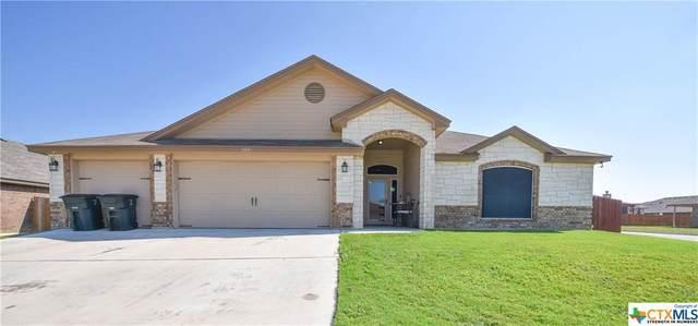 4401 Colonel Drive, Killeen, TX 76549 (MLS #442668) :: Rebecca Williams