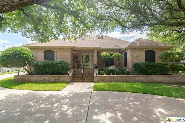 2219 Indian Trail, Salado, TX 76571 (#442674) :: First Texas Brokerage Company