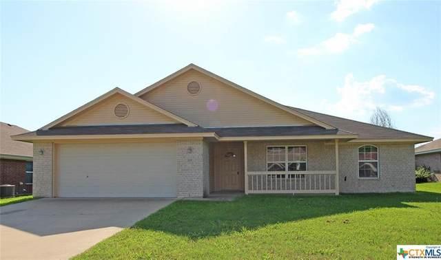 209 Nolan Ridge Drive, Nolanville, TX 76559 (MLS #442710) :: Rebecca Williams