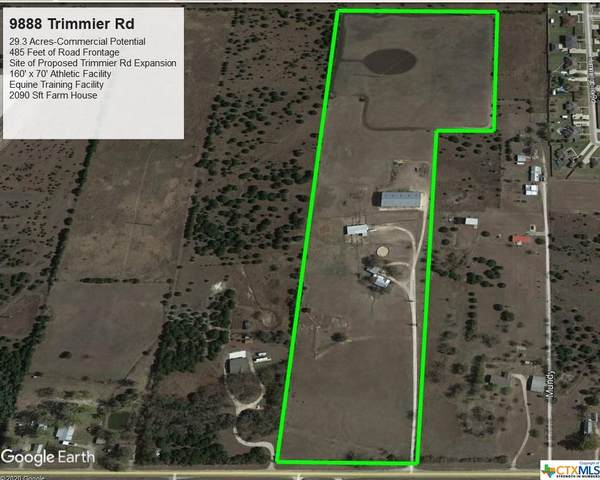 9888 Trimmier Road, Killeen, TX 76542 (MLS #442715) :: Brautigan Realty