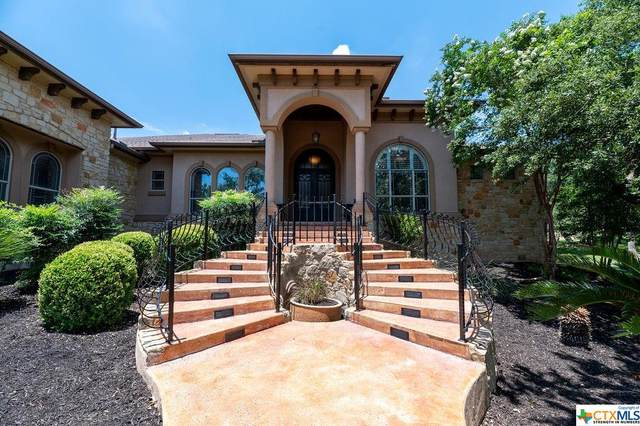 1409 Havenwood Boulevard, New Braunfels, TX 78132 (MLS #442728) :: The Zaplac Group