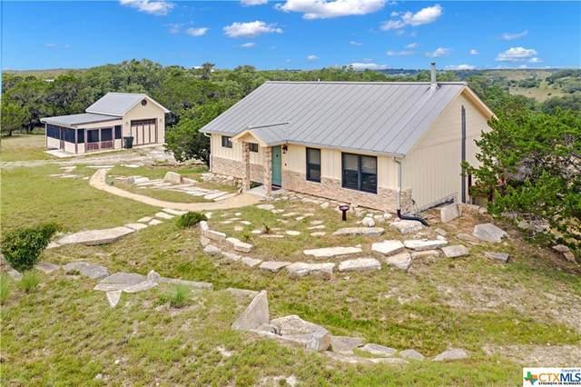 875 Verde Vista Drive, Wimberley, TX 78676 (MLS #442732) :: Neal & Neal Team
