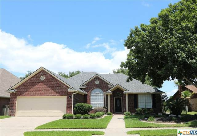 406 Charleston Drive, Victoria, TX 77904 (#442739) :: Realty Executives - Town & Country