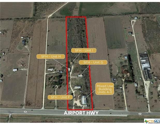 4605 Airport Highway 21, San Marcos, TX 78666 (MLS #442740) :: Brautigan Realty