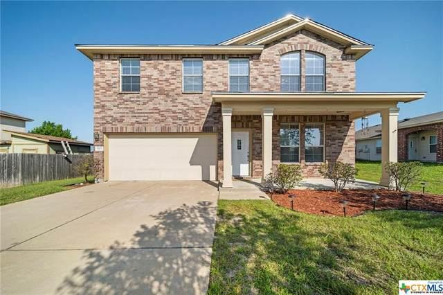 1903 Griffin Drive, Copperas Cove, TX 76522 (MLS #442748) :: Rebecca Williams