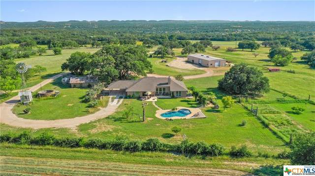 962 Ranch Road 1323, Johnson City, TX 78636 (MLS #442749) :: The Real Estate Home Team