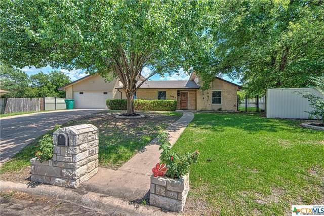 108 Moody Circle, Harker Heights, TX 76548 (MLS #442764) :: Rebecca Williams