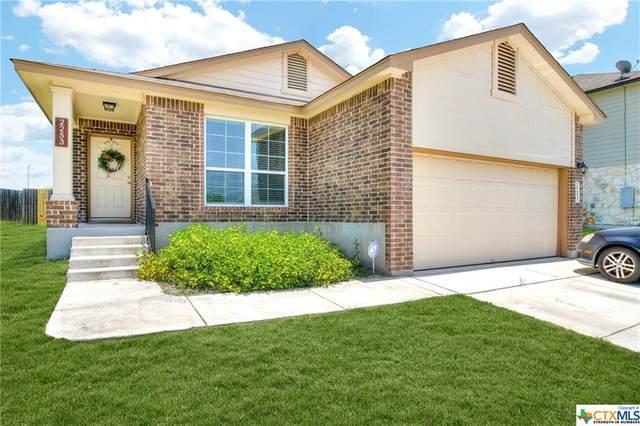 2253 Olive Hill Drive, New Braunfels, TX 78130 (MLS #442814) :: Rebecca Williams