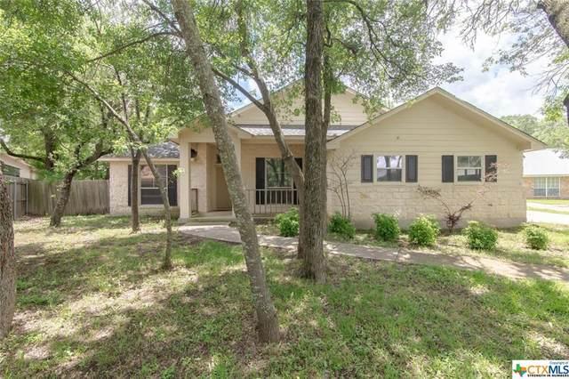 1001 Indian Trail, Salado, TX 76571 (#442828) :: First Texas Brokerage Company