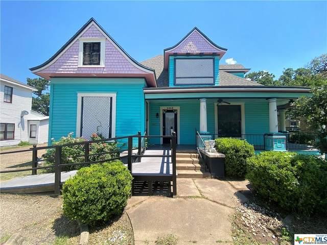 1013 E Main Street, Gatesville, TX 76528 (MLS #442833) :: Rebecca Williams