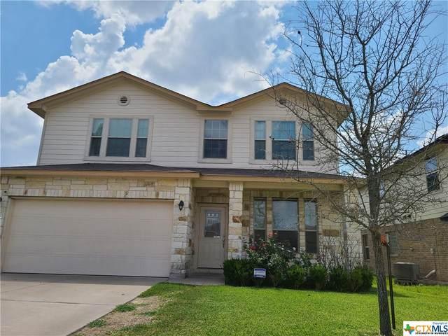 6602 Katy Creek Lane, Killeen, TX 76549 (MLS #442839) :: Vista Real Estate