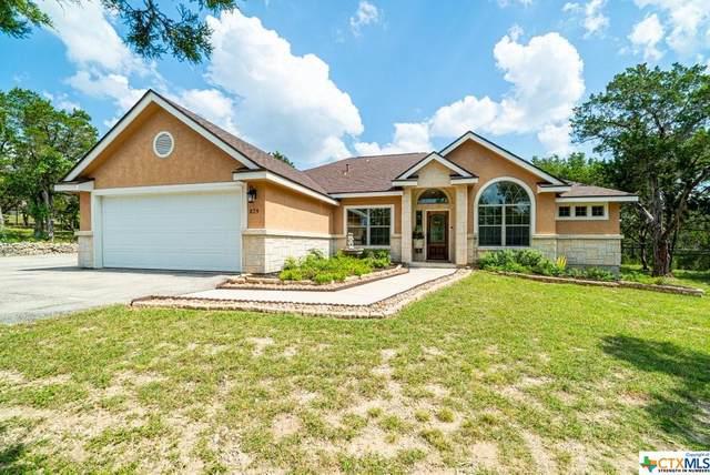 829 Flaman Road, Canyon Lake, TX 78133 (MLS #442842) :: Kopecky Group at RE/MAX Land & Homes