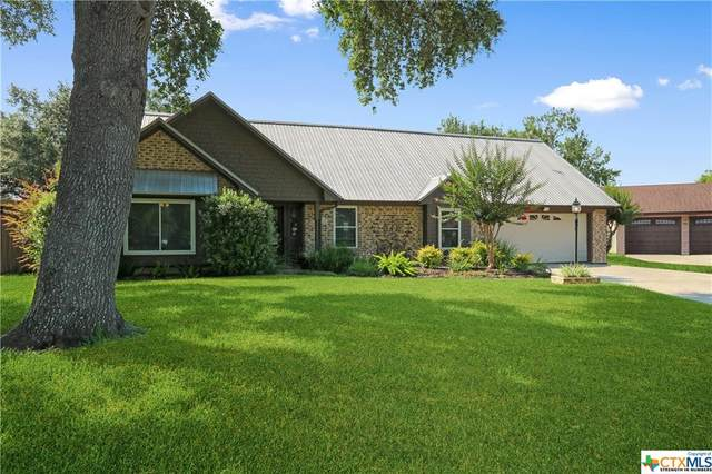 208 Nottingham Drive, Victoria, TX 77904 (#442896) :: Realty Executives - Town & Country